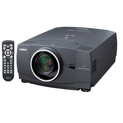 PLV75L Wxga Portable Projector