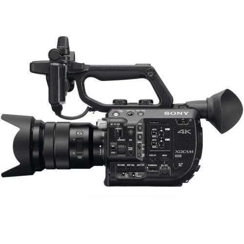 PXWFS5 4K Xdcam Super35 Handheld
