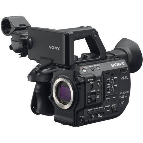 PXWFS5M2 4K Xdcam Super 35Mm Compact Camcorder