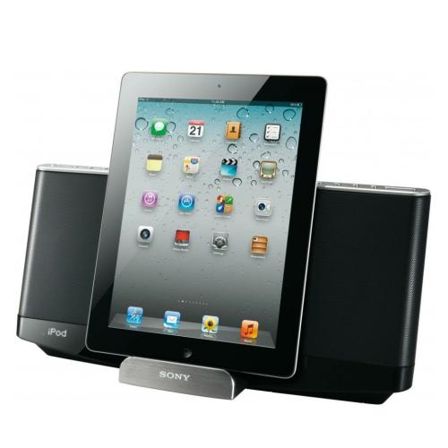 RDPXF300IP Portable Speaker Dock For Ipod And Iphone