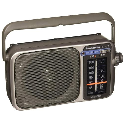 RF2400DS Portable Fm/am Radio With Afc Tuner