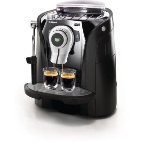 RI9752/47 Saeco Odea Automatic Espresso Machine Classic Milk Frother Black