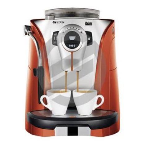 RI9754/22 Saeco Odea Automatic Espresso Machine Classic Milk Frother Silver