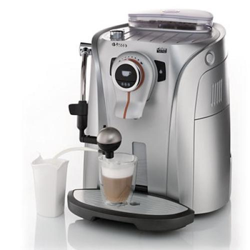 RI9757/03 Saeco Odea Automatic Espresso Machine Automatic Milk Frother Silver