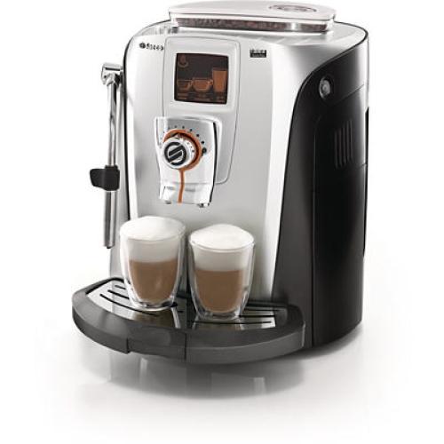 RI9828/41 Saeco Talea Automatic Espresso Machine Silver