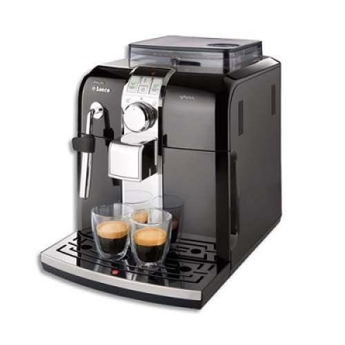 RI9833/47 Saeco Syntia Automatic Espresso Machine Focus Black
