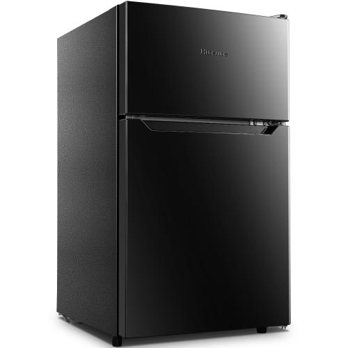 RT32D6ABE 3.2 Cu. Ft. Double-door Compact Refrigerator