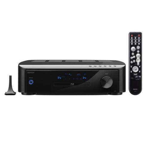 S5BD S-5bd - A/v Receiver & Blu-ray/dvd/cd Player Combo