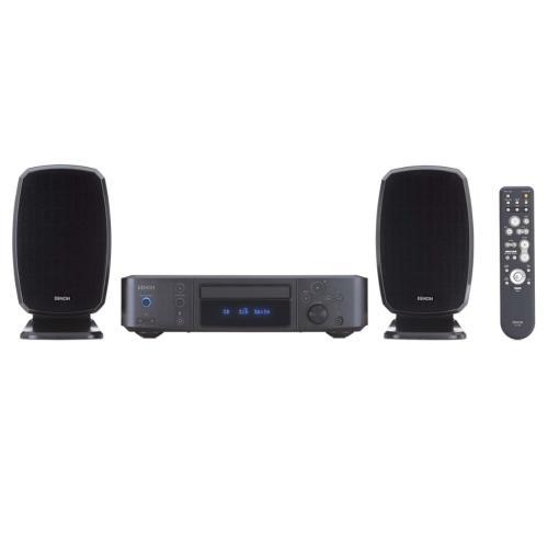S81 S-81 - Mini Hi-fi System