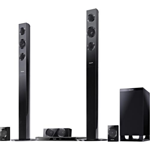 SCBTT490 3D Blu-ray Home Theater System