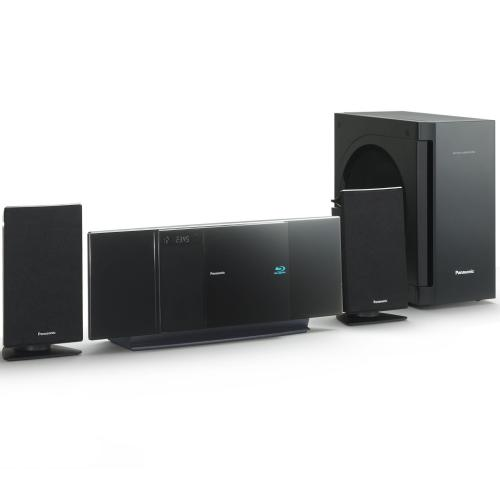 SCBTX70 2009 Home Theater With Blu-ray Receiver