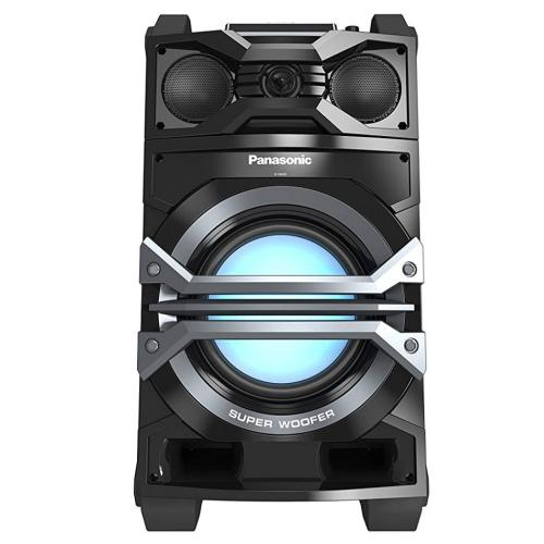 SCCMAX5 Portable 3-Way Giant Sound System