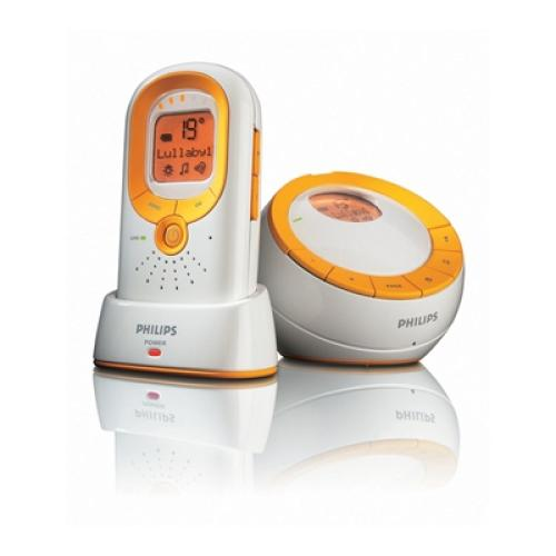 SCD589/97 Dect Baby Monitor