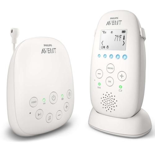 SCD720/86 Dect Audio Baby Monitor