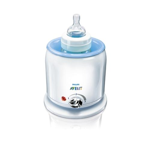 SCF255/31 Avent Electric Bottle And Baby Food Warmer 110V