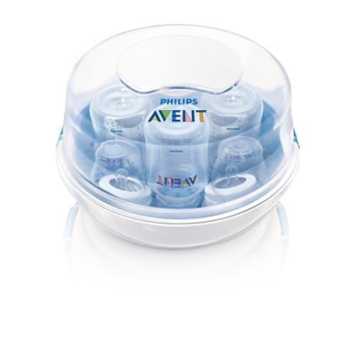 SCF281/97 Avent Microwave Steam Sterilizer Microwave Sterilizer