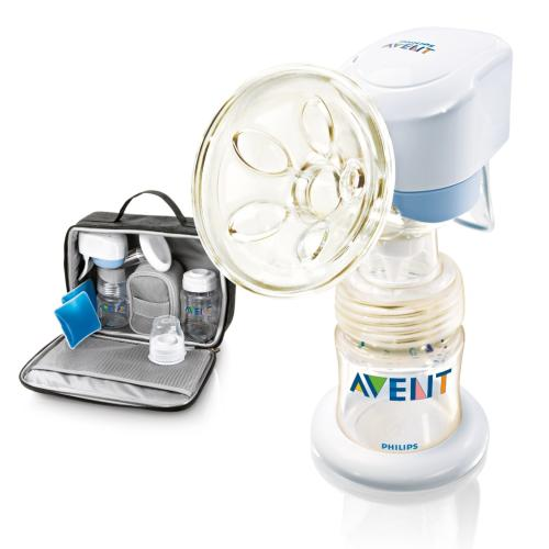 SCF302 Discontinued Single Electronic Breast Pump