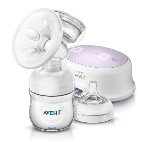 SCF332 Comfort Single Electric Breast Pump Natural