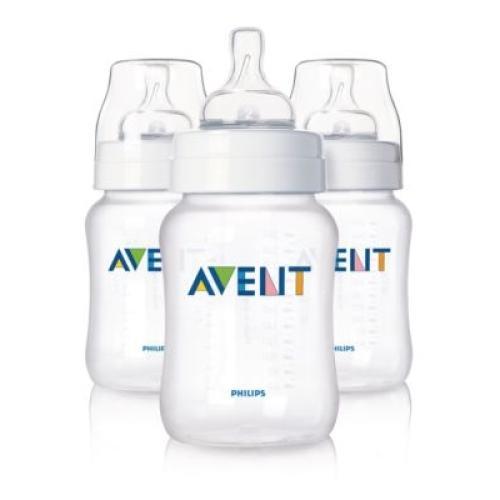SCF683/37 Avent Feeding Bottle 1 Classic 9Oz S