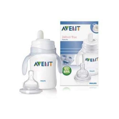 SCF683/67 Avent Feeding Bottle 1 Classic 9Oz Slow Flow Nipple