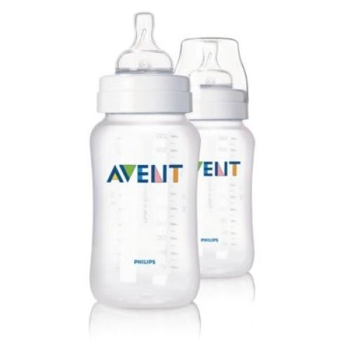 SCF686/27 Avent Feeding Bottle 1 Classic 11Oz