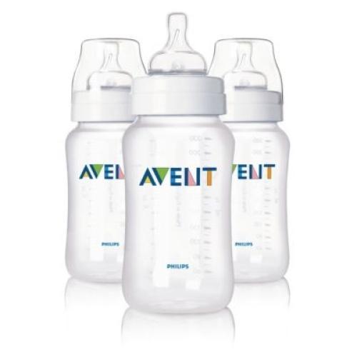 SCF686/37 Avent Feeding Bottle 1 Classic 11Oz