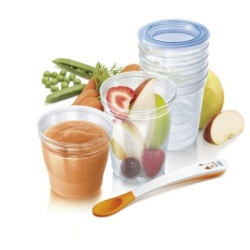 SCF720/10 Avent Avent Food Storage Cups Bpa-free