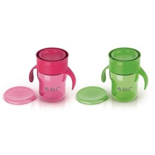 SCF782/28 Avent Natural Drinking Cup 260Ml 9Oz 12M+