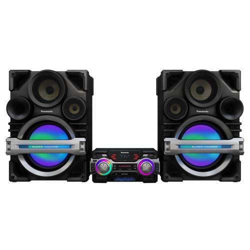 SCMAX650 Cd Stereo System