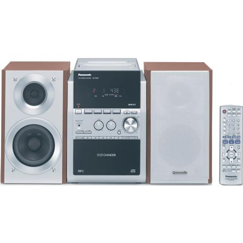 SCPM53 Mini Hes W/cd Player