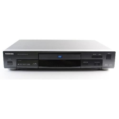 SD2300U Dvd Video Player
