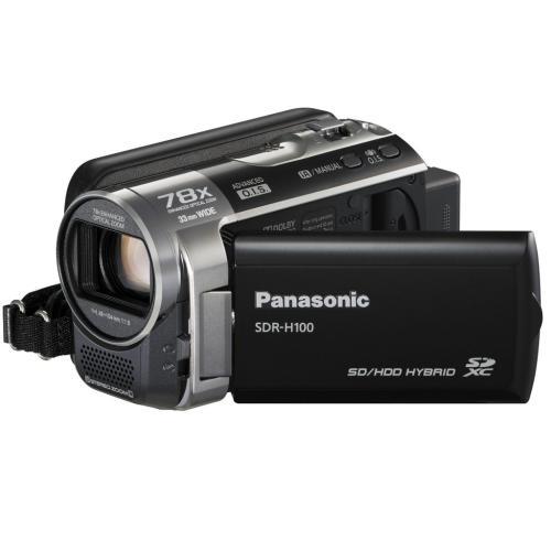 SDRH100 Hdd Sd Camcorder