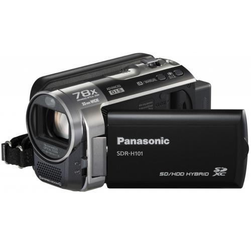 SDRH101 Hdd Sd Camcorder