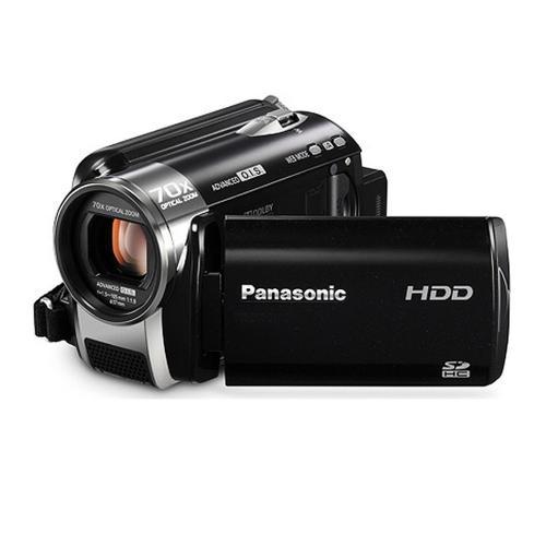 SDRH79 Sd/hdd Camcorder