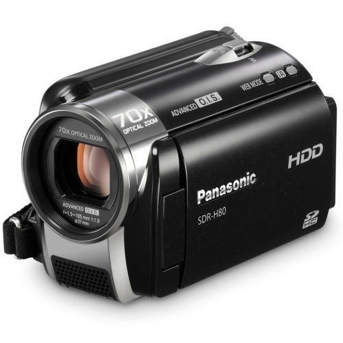 SDRH80 Sd/hdd Camcorder