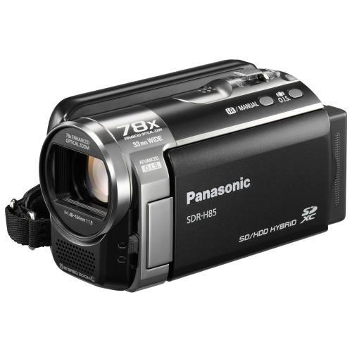 SDRH85 Hdd Sd Camcorder