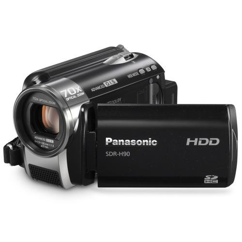 SDRH90 Sd/hdd Camcorder