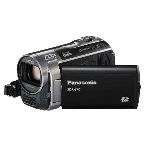 SDRS70 Hdd Sd Camcorder