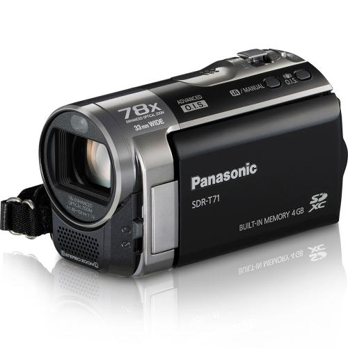 SDRT71 Hdd Sd Camcorder