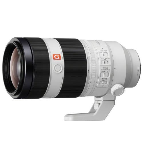 SEL100400GM Fe 100-400Mm F4.55.6 Gm Oss Super Telephoto Zoom Lens