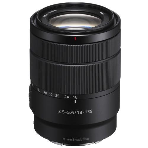 SEL18135 E 18-135Mm F3.5-5.6 Oss Aps-c E-mount Zoom Lens