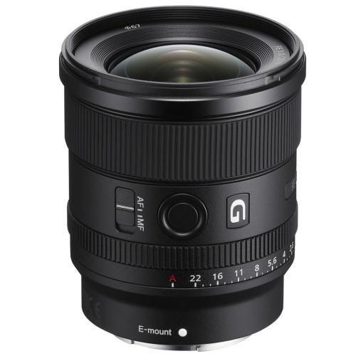SEL20F18G Fe 20Mm F1.8 G Full-frame Large-aperture Ultra-wide Angle