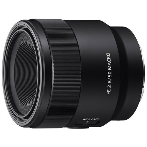 SEL50M28 Fe 50Mm F/2.8 Macro Lens