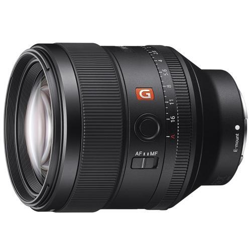 SEL85F14GM 85Mm Full-frame G Master Telephoto Prime Lens