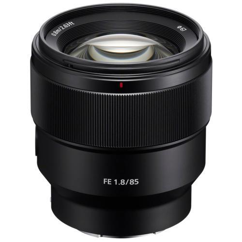 SEL85F18 Fe 85Mm F/1.8-22 Mid-range Telephoto Prime Lens