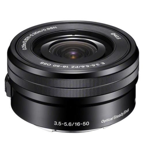 SELP1650 E Pz 16-50Mm F/3.5-5.6 Oss Power Zoom Lens