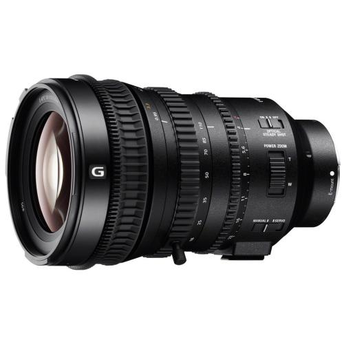 SELP18110G 18-110Mm / Super35 E-mount Power Zoom Lens