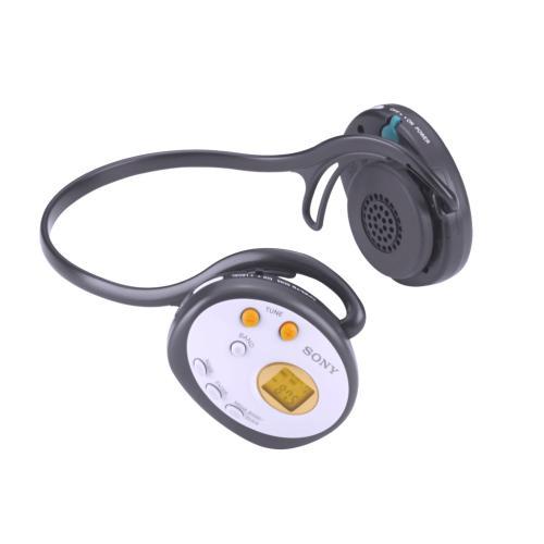 SRFHM01V Fm Stereo/am Headphone Radio