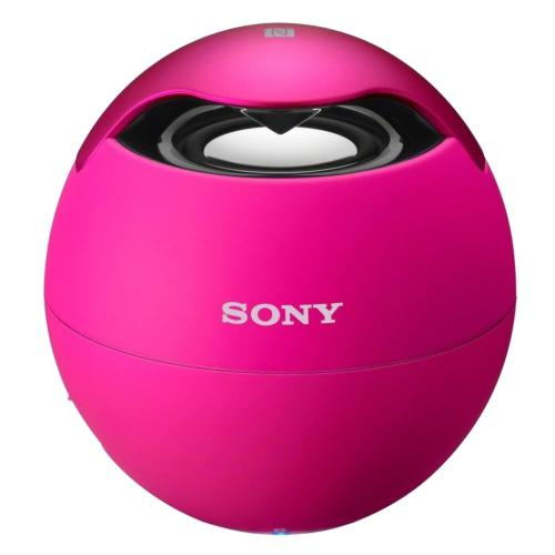 SRSBTV5/PINK Bluetooth Wireless Speaker System
