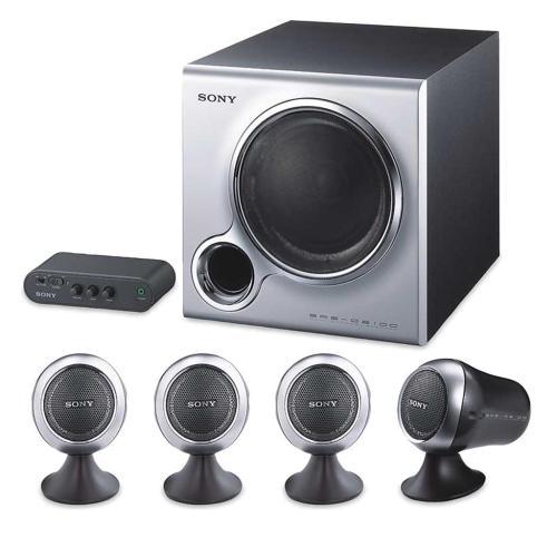 SRSD4100 Speaker